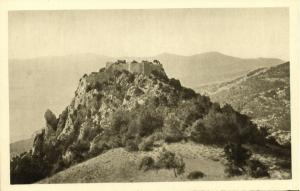 greece, RHODOS RHODES RODI, Castle Monolith (1920s)