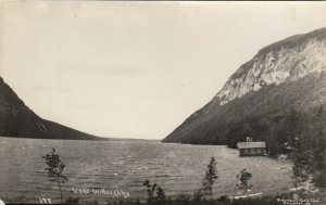 RP: WESTMORE , Vermont ,  1910-20s ; Lake Willoughby # 5