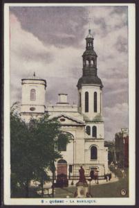 Basilique,Quebec,Quebec,Canada