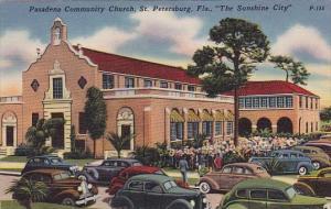 Florida Saint Petersburg Pasadena Community Church