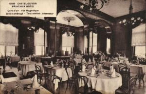 CPA Chalet-Guyon - Printania hotel (106167)