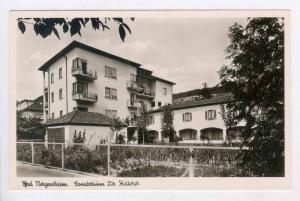 RP, Sanatorium Dr. Ketterer, Bad Mergentheim (Baden-Württemberg), Germany, 1...