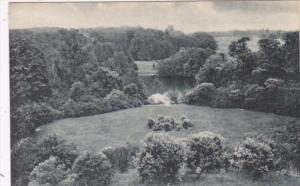 New York Rhinecliff On The Hudson Sunken Gardens Cardinal Farley Military Aca...