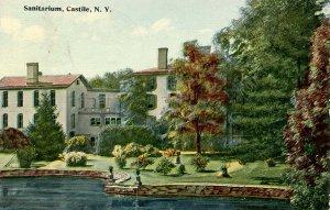 NY - Castille. Sanitarium