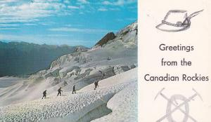 Scenic Greetings from the Canadian Rockies,  Canada,  40-60s