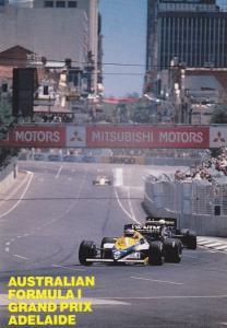ADELAIDE , Australia , 70-80s; Australian Formula I Grand Prix car race