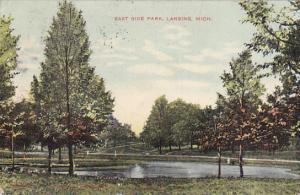 East Side Park, LANSING, Michigan, PU-1909