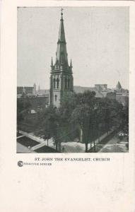 St. John, The Evangelist Church, 00-10s