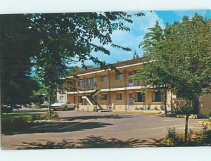 Pre-1980 WHITE HOUSE APARTMENT MOTEL Colorado Springs Colorado CO n9893