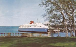 Ferry M.V. BLUENOSE , Maine to Nova Scotia , 50-60s