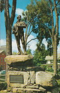 Vermont Rutland Green Mountain Boys Statue