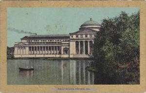 Illinois Chicago Field Museum 1913