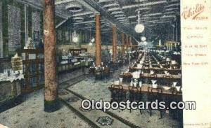 A Childs Place Restaurant, New York City, NYC Postcard Post Card USA Old Vint...