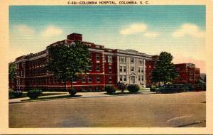 South Carolina Columbia The Columbia Hospital