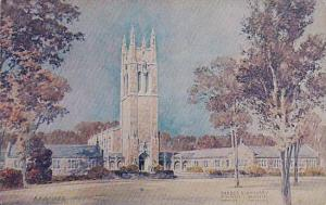 First Cumberland Presbyterian Church, Chattanooga, Tennessee, 40-60s