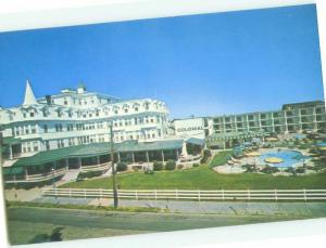 Unused Pre-1980 COLONIAL MOTEL Cape May New Jersey NJ hr5767