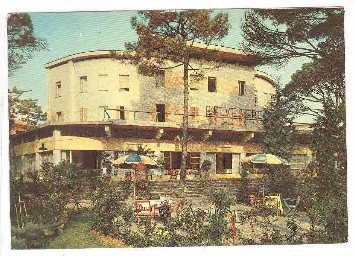 Pensione Belvedere, Milano Marittima, Italy, PU-1968