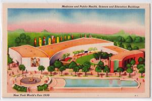 1939 NY Worlds Fair, Medicine & Public Health