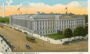 DC - Washington, U. S. Treasury