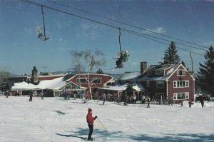 Vermont Manchester Center Bromley Ski Area Base Lodge