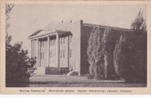 Maytag Gymnasium , Taylor University , UPLAND , Indiana , 20-30s
