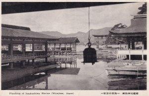 Itsukushima Shrine Miyajima Japan Vintage Postcard