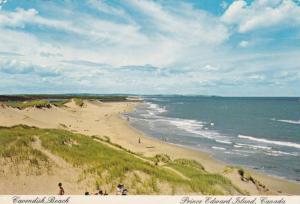 Cavendish Beach , P.E.I. , Canada , 1950-70s