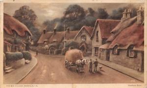 The Old Village Street Cottages Shanklin Isle of Wight 1927