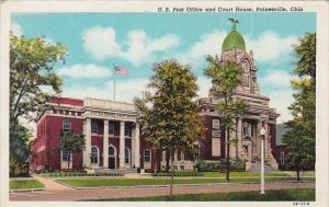 Ohio Painesville U S Post Office And Court House