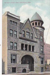 TOLEDO, Ohio, 1900-1910's; Toledo Club