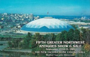 Washington Tacoma Dome Exhibit Hall Fifth Greater Northwest Antiques Show &am...
