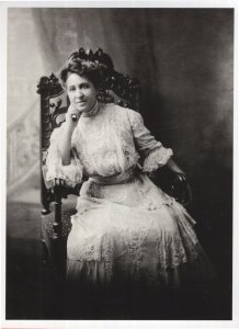 Mary Church Terrell NACW Suffragette African American Leader Postcard
