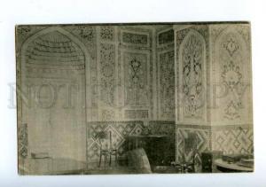 158812 Uzbekistan KOKAND reception hall in Palace of Khans OLD