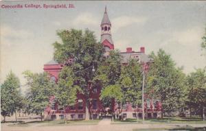SPRINGFIELD, Illinois; Concordia College, 00-10s