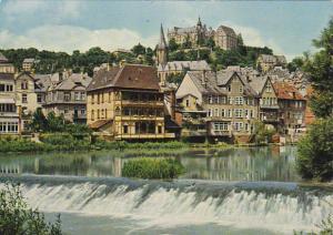 Germany Marburg an der Lahn Panorama