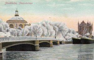 STOCKHOLM , Sweden , 00-10s ; Skeppsholmen