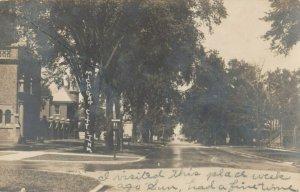 RP: MICHIGAN CITY , Indiana , 1909 ; Residence Street