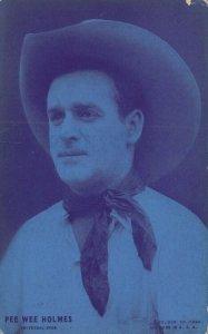Cowboy Actor PEE WEE HOLMES , 30s
