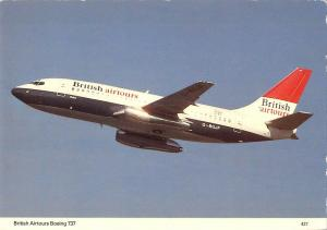 BR102834 british airtours boeing 737 plane airplane avions
