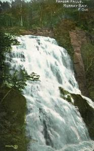 Canada - Quebec, Murray Bay, Fraser Falls