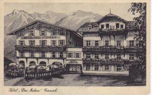 Hotel , Drei Mohren , Garmisch , Germany , 00-10s