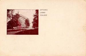 Canada - Ontario, Ottawa. Ottawa Ladies' College