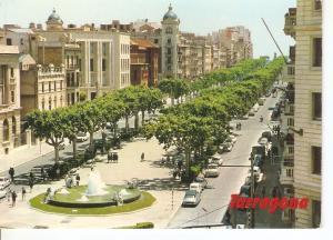 Postal 045784 : Costa Dorada - Tarragona. Avenida del Generalisimo