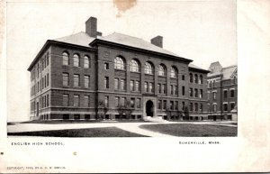 Massachusetts Somerville English High School