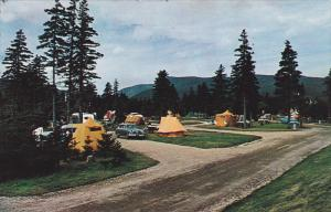 Camping Grounds , INGONISH , Cape Breton , Nova Scotia , Canada , PU-1989