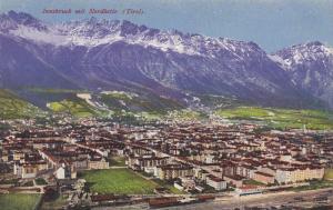 Innsbruck Mit Nordkette, TIROL, Austria, 1900-1910s