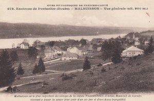 PONTARLIER (Doubs) , France , 00-10s ; MALBUISSON