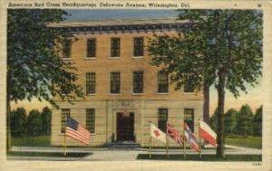 American Red Cross Headquarters - Wilmington, Delaware DE