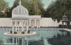 UDAIPUR , India , 00-10s ; Water Palace