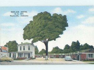 Linen MOTEL SCENE Huntsville Alabama AL AD9678